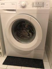 gorenje Waschmaschine weiß