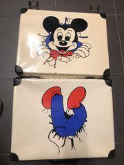 Kinder Reise Koffer Micky Maus