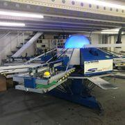 KOMPLETTE Siebdruckerei für Textilien MHM