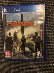 Division 2 für Ps4