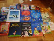 Unterschiedliche Kinder- Bücher Bücher für
