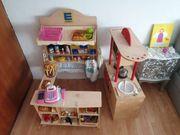 Kaufladen Edeka 60Euro - Küchenblock verkauf
