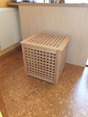 Wäschetruhe Sitzkiste Kiste Truhe mit