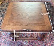 Kleiner Holz Sofatisch Couchtisch Beistelltisch