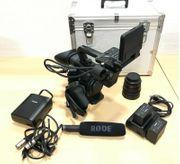 Canon EOS C300 C walimex