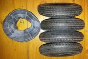 4 neue Reifen f Mountainboard