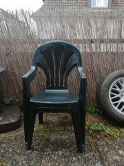 2x Gartenstühle