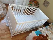 Kinderbett Babybett Gitterbett