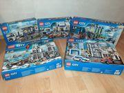 Lego City 60140 60130 60141