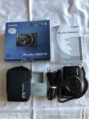 Canon PowerShot SX600 HS Digital