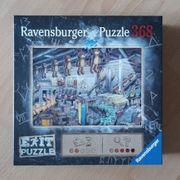 Ravensburger Exit Puzzle Spielzeugfabrik