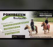 Reiterferien Ponyreiten