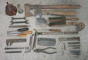 Werkzeugkiste Tischler