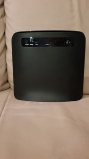 Speedbox LTE III E5186s-22a
