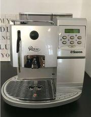 Zwei Saeco Kaffeevollautomaten für Bastler