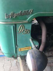 Oldtimer Traktor Deutz D 30