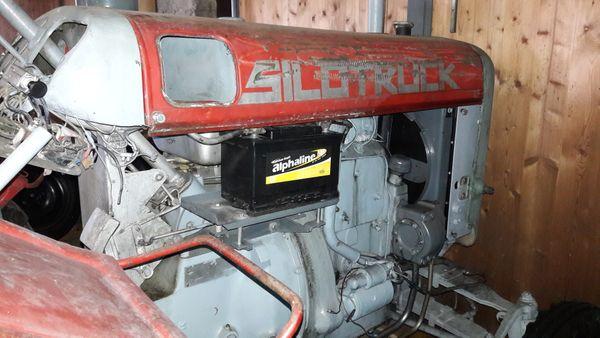 Traktor Steyr 180a