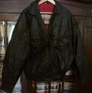 Lederjacke Nappa Smooth City Collection