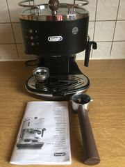 DeLonghi Espresso Siebträgermaschine