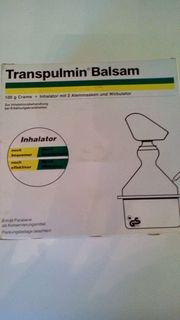 Transpulmin Inhalator