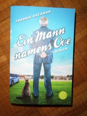 Buch Roman Fredrik Backman Ein