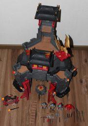 Playmobil Ritter große Asia Drachenburg