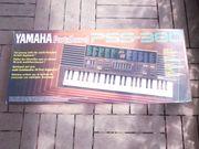 Yamaha Keyboard Porta Sound PSS -