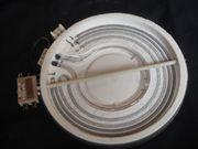 Glaskeramik Heizkörper Heizzone Kochplatte EGO