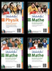 4 CD Rom Schülerhilfe Mathe