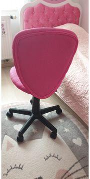 pink farbe stuhl