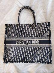 Dior Tasche Orginal book Einkaufstasche