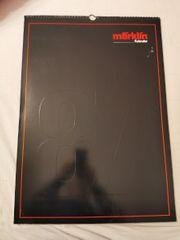 Kalender von 1987 von Märklin