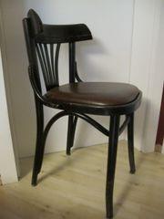 Kaffeehausstuhl aus Wien Thonet - 3