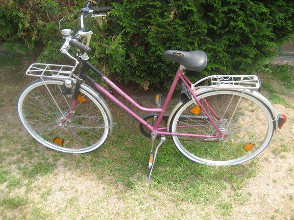 Damenfahrrad Damen Rad Fahrrad Markenrad