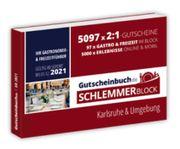 Gutscheinbuch de Schlemmerblock Karlsruhe Umgebung