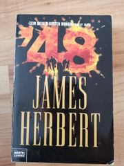 James Herbert - 48 Buch Roman