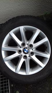 Original BMW Alu Felgen auf