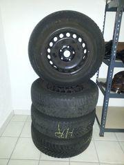 Winter-Kompletträder Michelin 195 65 R