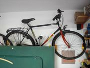 Herren Trekkig Fahrrad