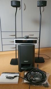 BOSE 3 2 1GS Series