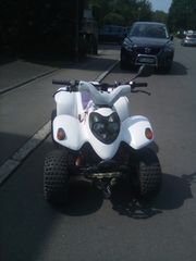 ATV Quad Aeon Cobra 50
