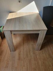 Verkaufe Tisch plus zwei Stühle