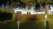 Verk 8m Wohnwagen auf Rügen