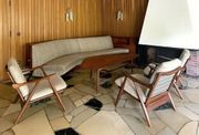 Original Mid Century Lounge Ensemble