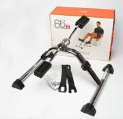 66fit Arm- und Bein-Pedaltrainer faltbarer