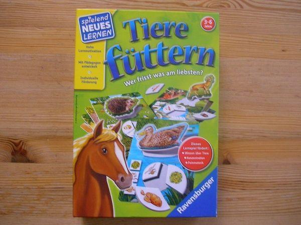 Spiel Tiere Fütterns von Ravensburger