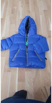 Neue Baby Winterjacke von Benetton