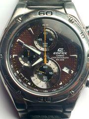 Edifice Casio Chronograph 100 WR