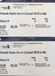 Klassik Radio live in Konzert