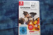 Switch Spiel Overwatch Legendary Edition